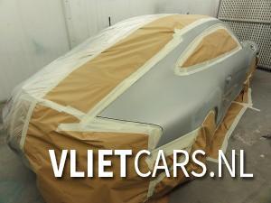 porsche 911 schade herstel www.vlietcars.nl